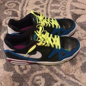 Nike Air Hoop Structure Low Shoes